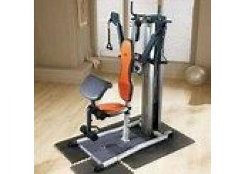 Fitness Equipment - NordicTrack 360 Home Gym - FREE